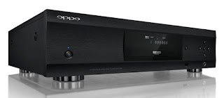 Oppo UDP 205 Ultra Blu-ray Disc Player Firmware Upgrade