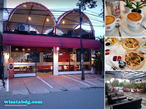 Freddo Coffeeshop Jalan Merak Bandung