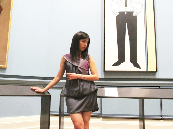 Outfit for Wine & Dine Event