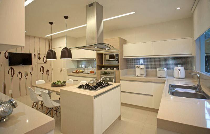 Construindo Minha Casa Clean Consultoria De Decoração Da Cozinha E