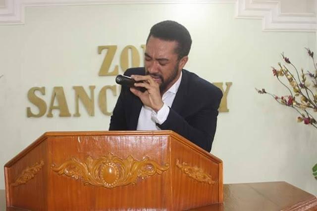 Pastor Majid Michel
