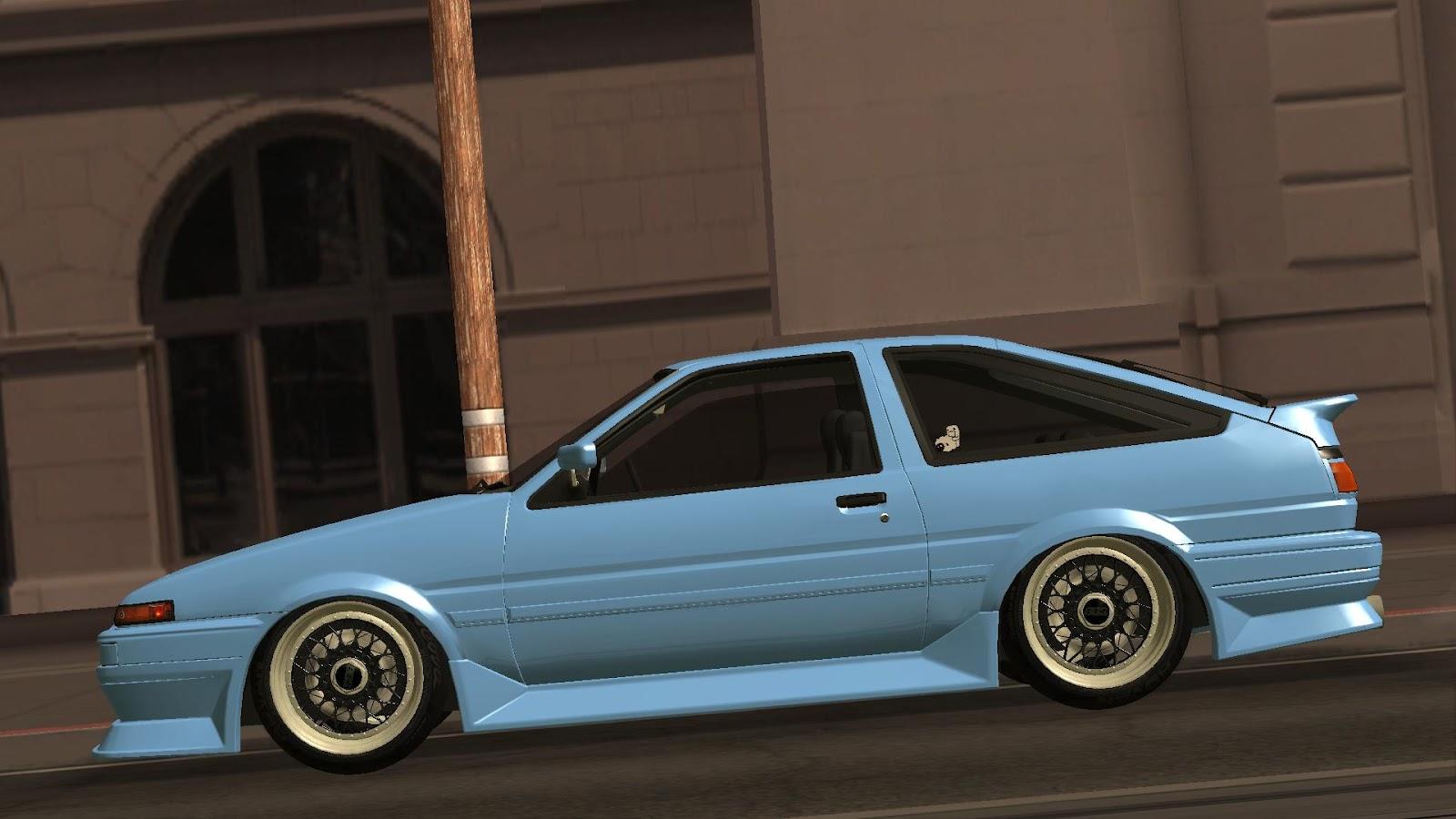 Autos Media: Toyota Sprinter Trueno AE86 JDM