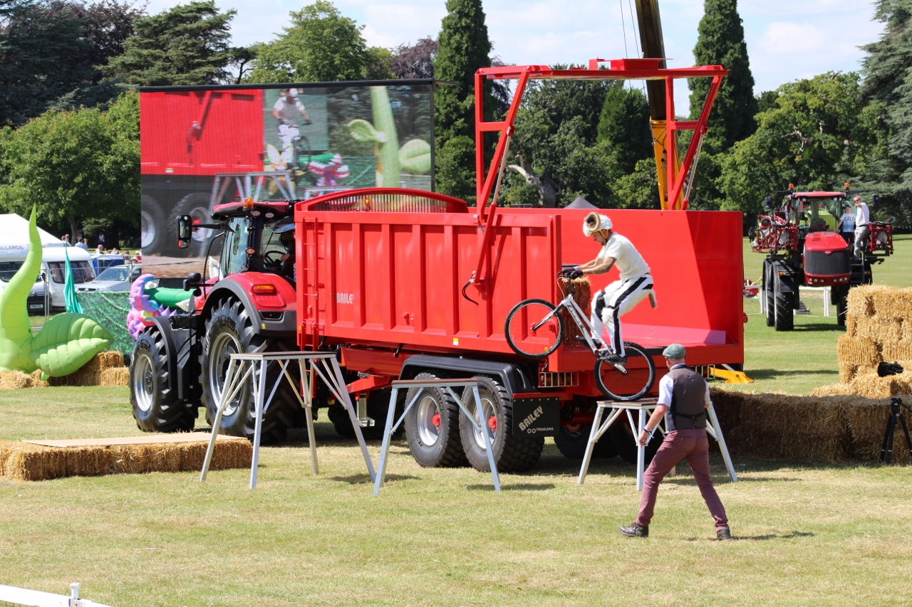 Countryfile Live BMX Display