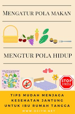 Tips Mudah Menjaga Kesehatan Jantung Untuk Ibu Rumah Tangga