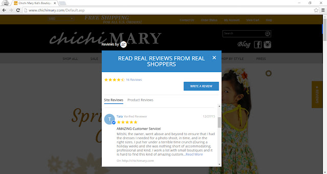 Customer Reviews |  Yotpo | Online Shopping | Chichi Mary Blog