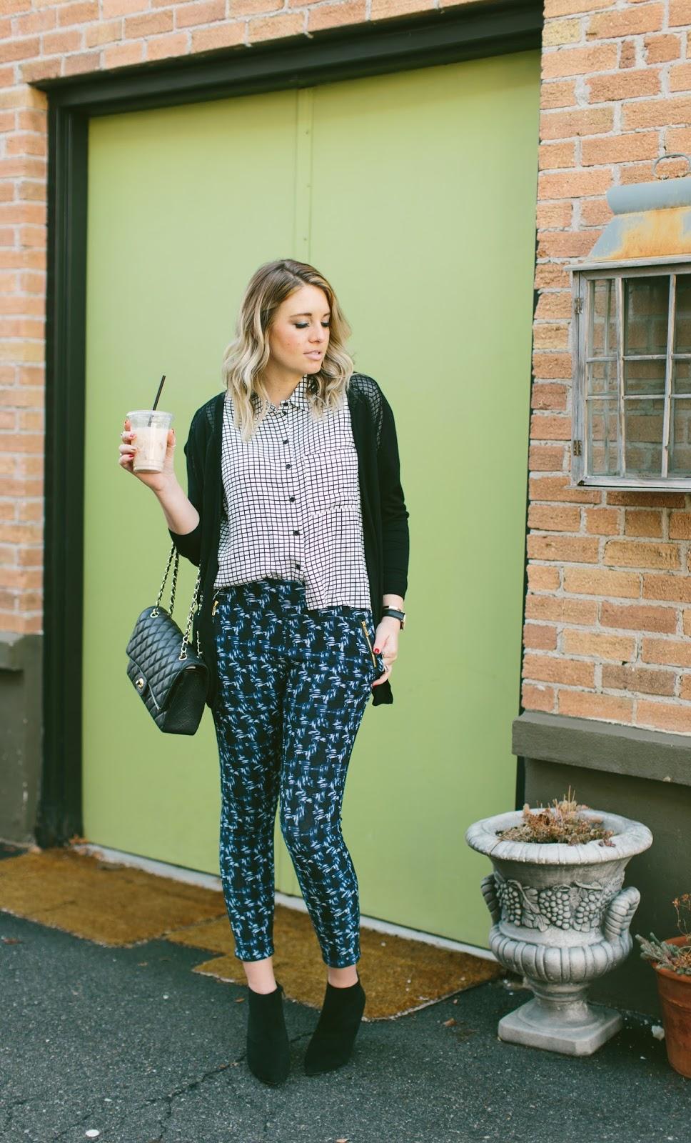 Mixing Prints, Utah Fashion Blogger, Modest Fashion Blogger