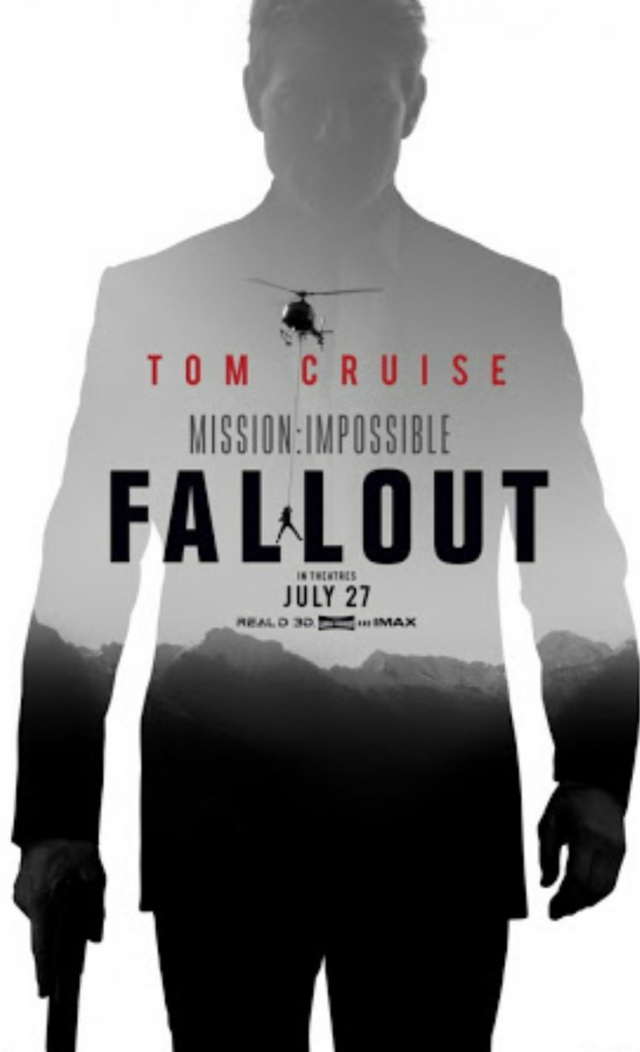 Nhiệm Vụ Bất Khả Thi: Sụp Đổ - Mission: Impossible - Fallout (2018)
