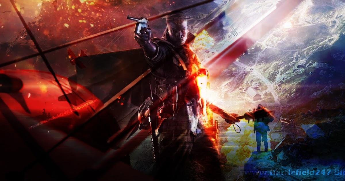 Battlefield 247 : [BF1 Wallpaper] New HD Battlefield 1 Background