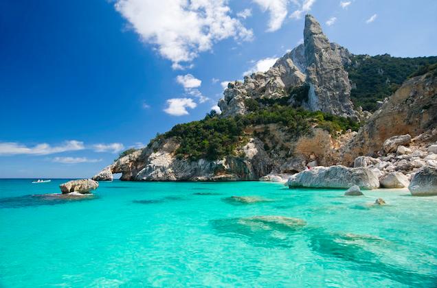 sardegna italia isola