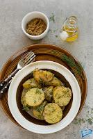 Sałatka z ziemniaków i koperku