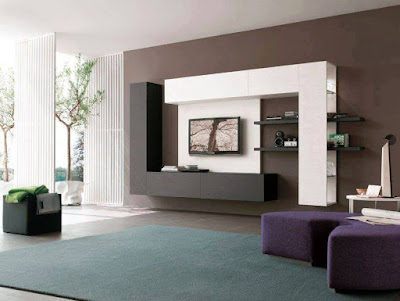 AMAZING TV WALL UNITS IDEAS WILL MAKE YOUR ROOM AWESOME - Zhakila ...