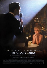"Carátula del DVD: ""Beyond the Sea"""