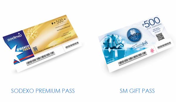 Sodexo - GC Regalo - best Christmas gift idea - Sodexo gift certificate