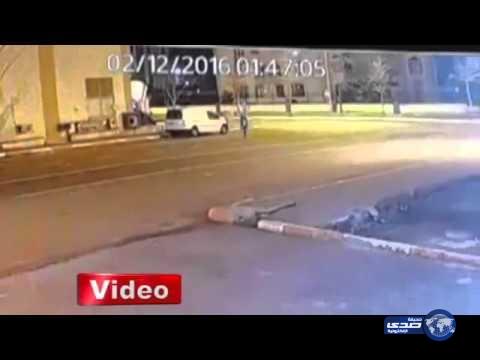 بالفيديو: ما حقيقة هذا المخلوق الغريب الذي ظهر في تركيا؟