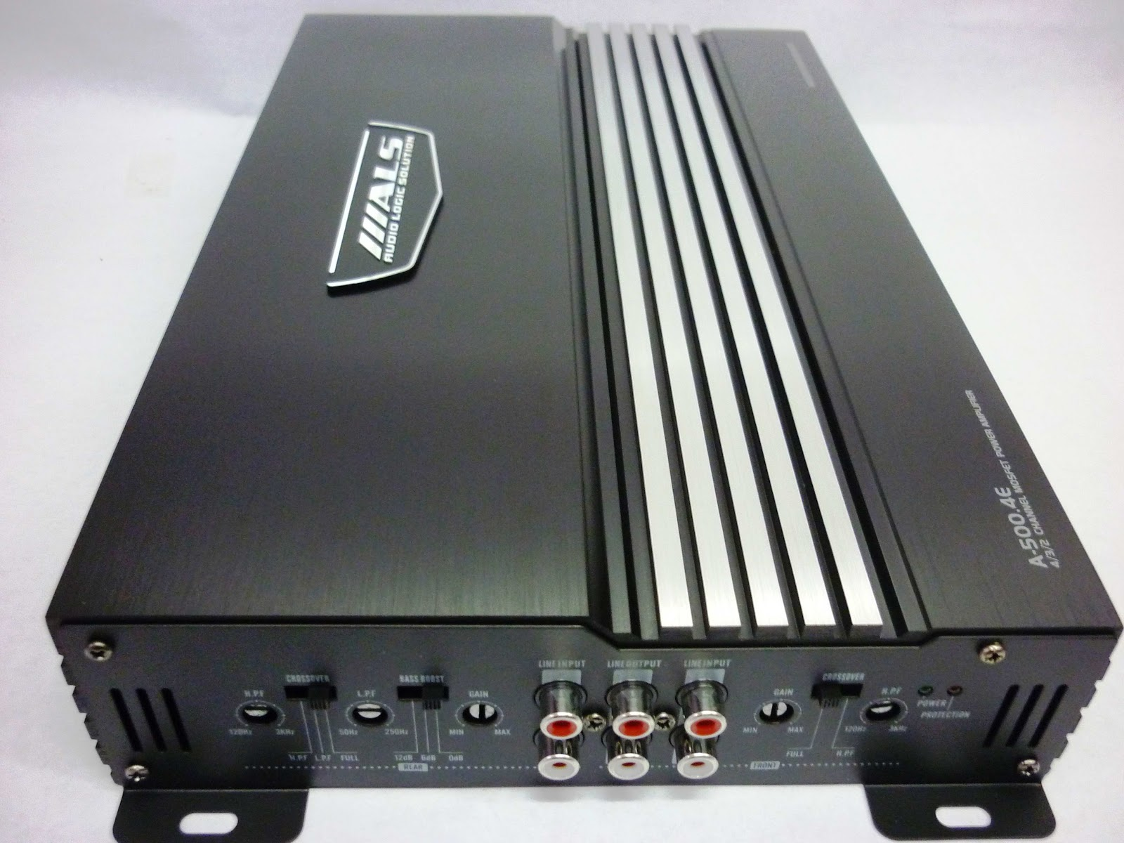 Lm4651 Lm4652 170 Watt Class D Audio Power Amplifier