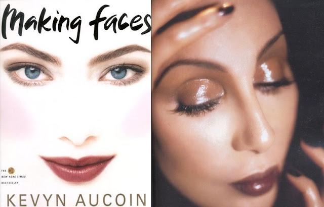 glossy eyelids makeup