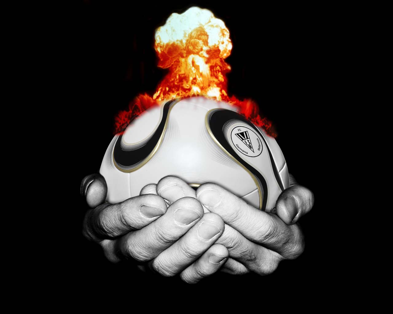 Soccer Ball Wallpaper: Wallpaper Collection For Your Computer And Mobile Phones