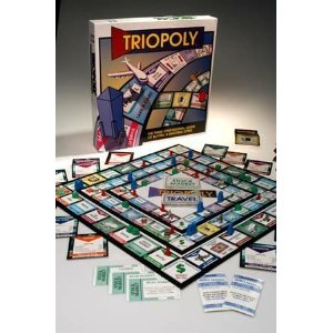 Triopoly+Monopoly+Board+Game