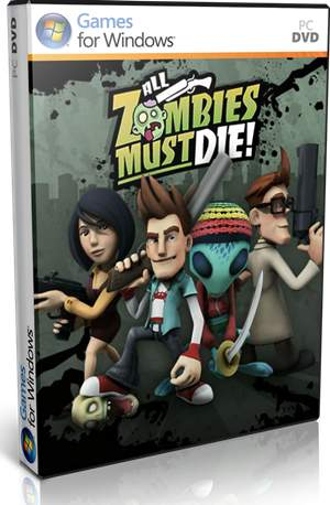 All Zombies Must Die PC Full 2012 Español