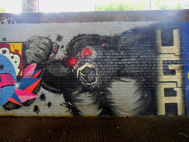 Uga Buga Bigfoot Gorilla Art