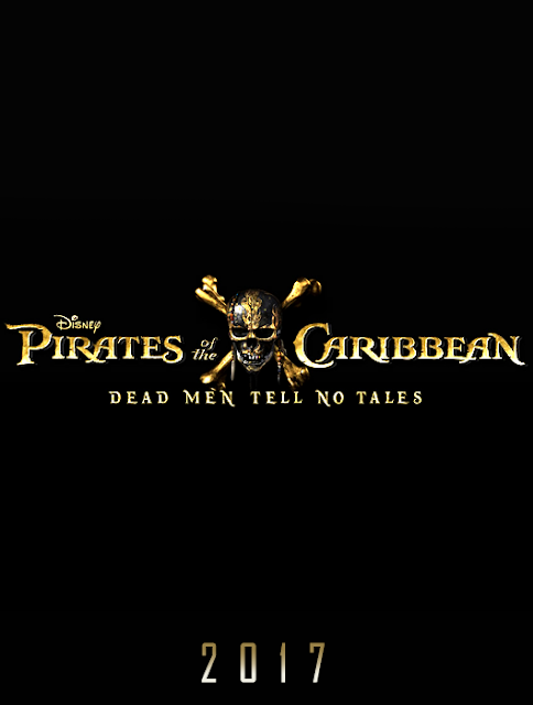 Teaser Poster Pirates Of The Caribbean 5: Dead Men Tell No Tales