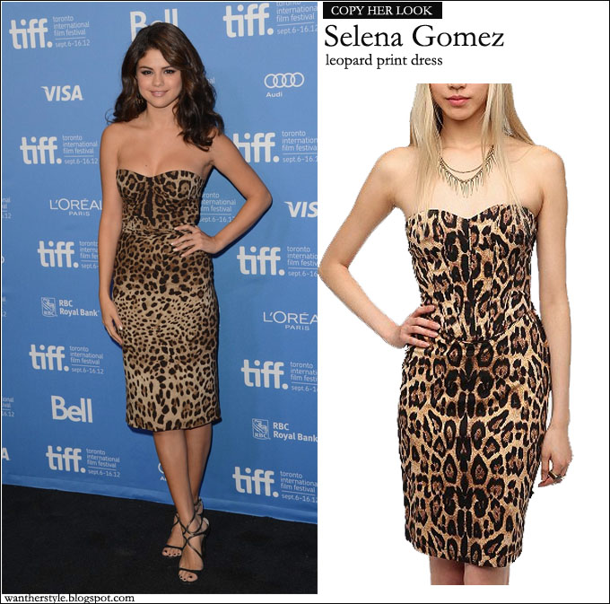 70bdc27c8bbcd WHO: Selena Gomez during the 2012 Toronto International Film Festival at  the TIFF Bell Lightbox on September 7, 2012 in Toronto, Canada WHAT SHE WORE:  ...