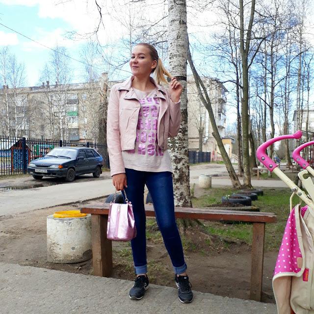 oksannan, оксана смирнова, стиль, весенне-летний стиль, style, pink style