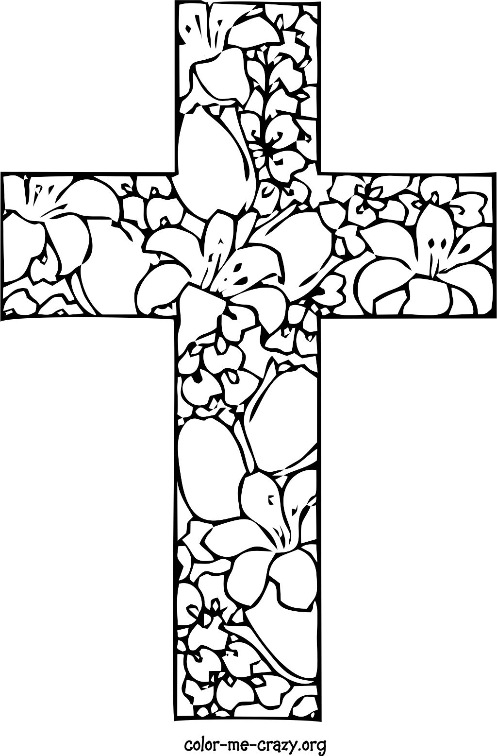 christian western coloring pages - photo#50