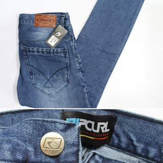 celana jeans skinny pria ripcurl