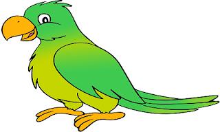 तोते पर निबंध - Essay on Parrot in hindi