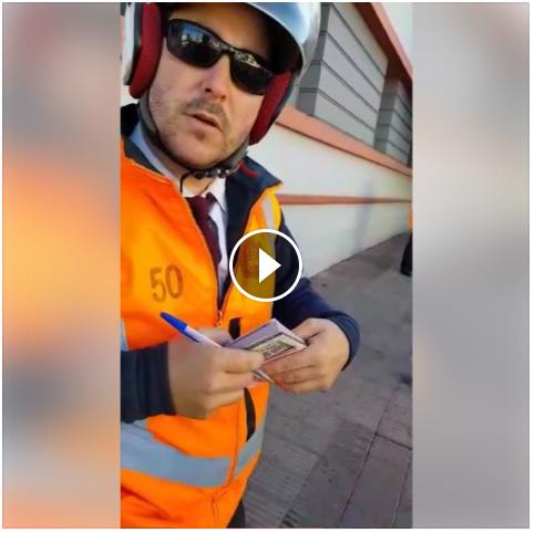 Inspectores de tránsito de paysandú