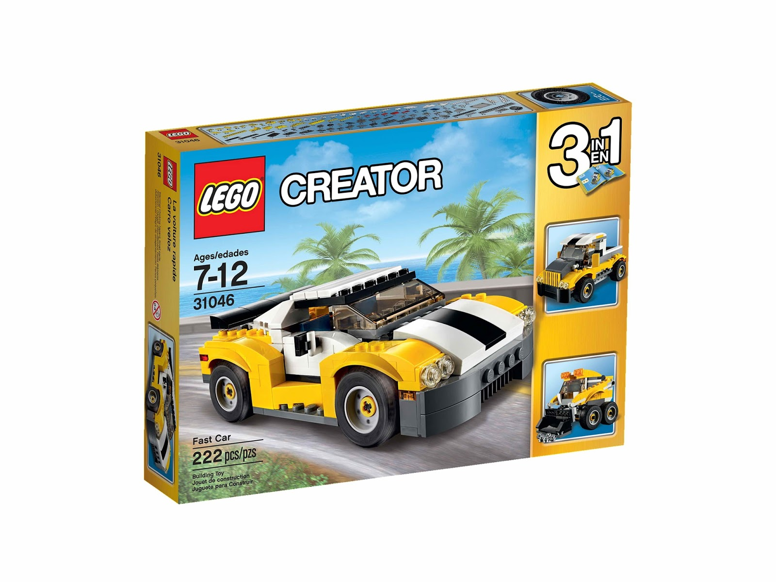 Box Fast Gossip191115 31046 Car And Lego Pictures Art vNmwn0O8