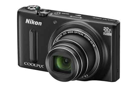 Nikon Coolpix S9600 Digitalkamera