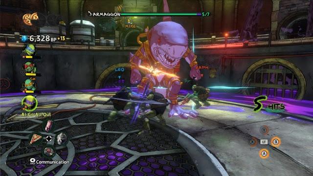 Download Teenage Mutant Ninja Turtles Mutants in Manhattan Full Crack