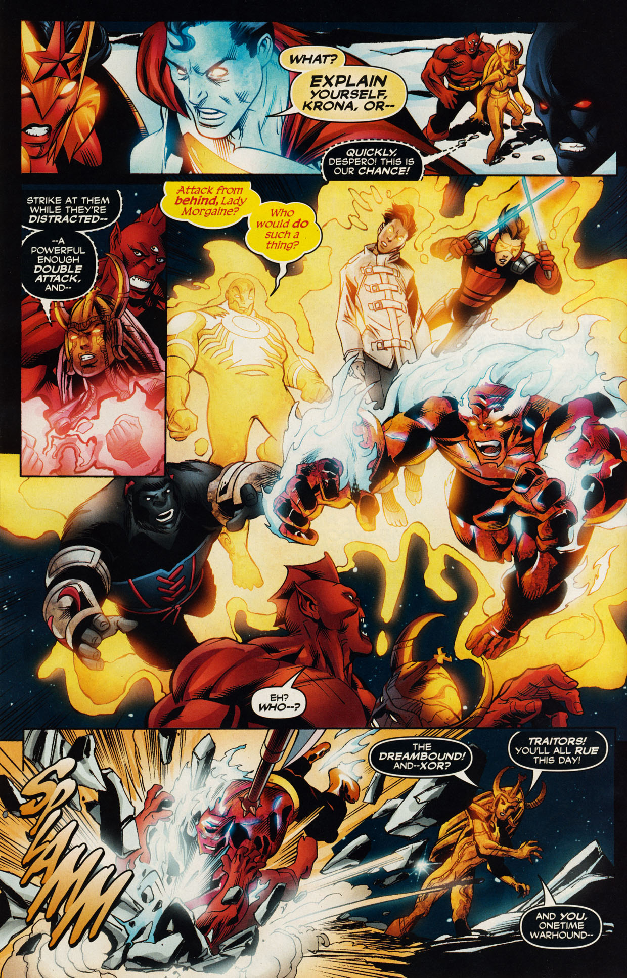 Read online Trinity (2008) comic -  Issue #47 - 9