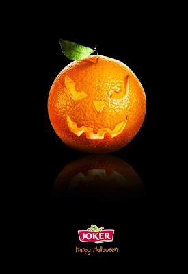 Pubilcidad de dia de Halloween