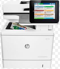 HP LaserJet M577F