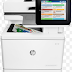 HP LaserJet M577F Driver Free Download