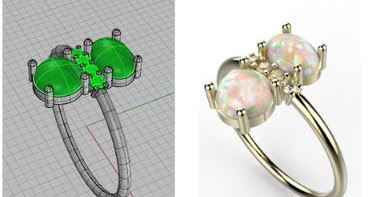 Online 3D Jewellery CAD Design Services Chennai Education Learning