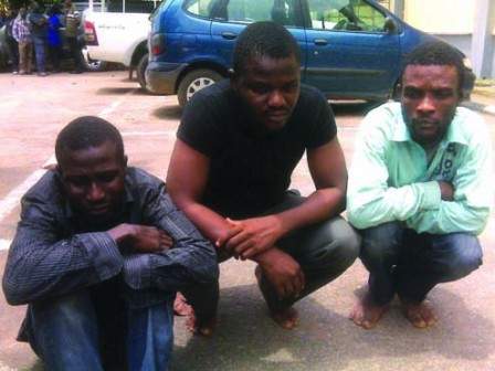 kidnappers arrested ogun