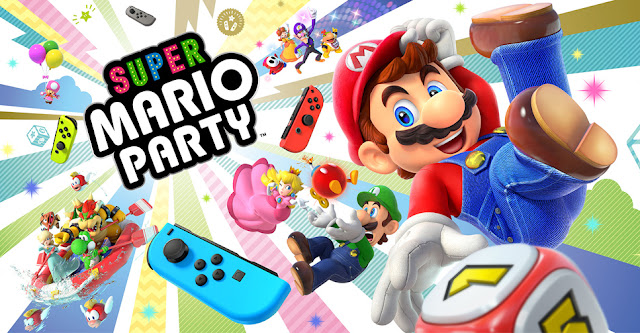 Super Mario Party (Switch) recebe multiplayer online via atualização gratuita