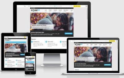 Point Pro Theme Wordpress Blogspot Terbaik CTR Tinggi untuk AdSense