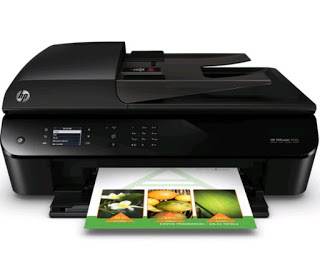 HP Officejet 4630 Driver Download and Manual Setup