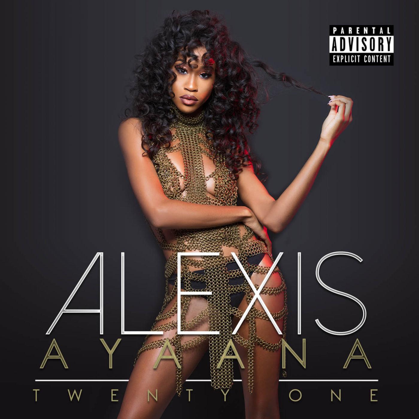 Alexis Ayaana - Bad Enough (feat. Quavo) - Single Cover