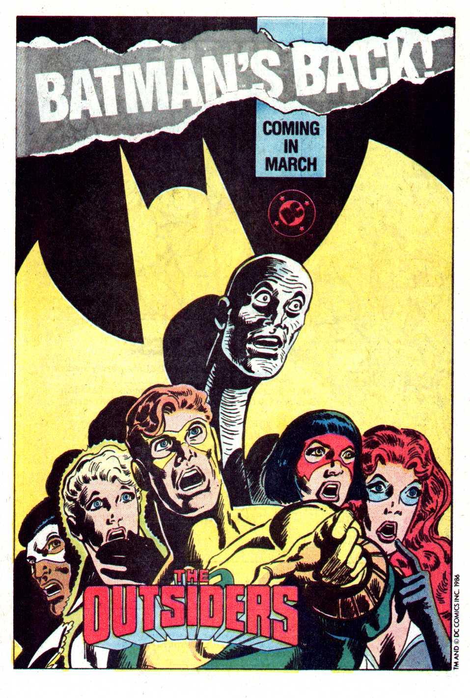 Read online Secret Origins (1986) comic -  Issue #12 - 39