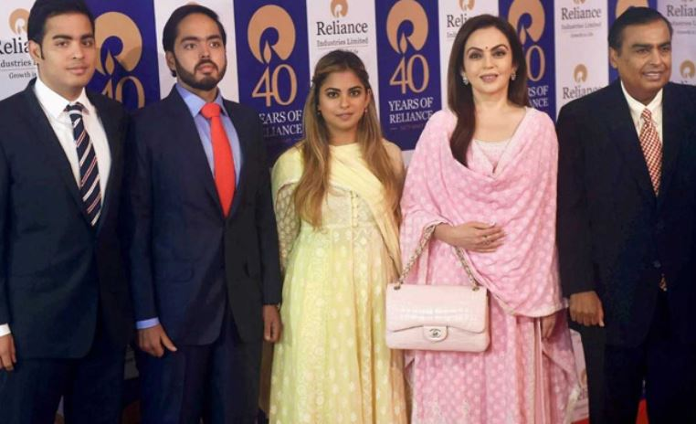 neeta ambani- back to bollywood