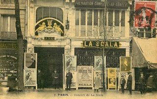 Image result for la scala paris