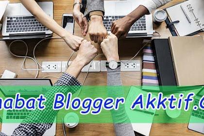 Arti Sebuah Persahabatan Blogger Yang Istimewa