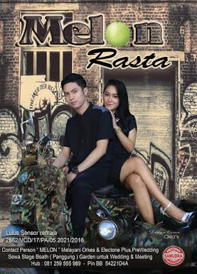 Album Melon Rasta Koplo 2016