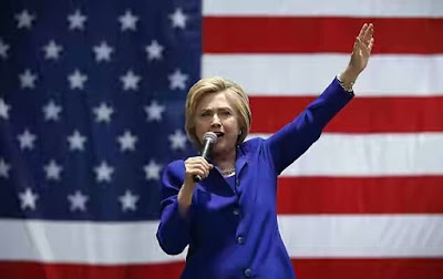OFFICIAL: Hillary Clinton Becomes Democratic Party's Presumptive Nominee